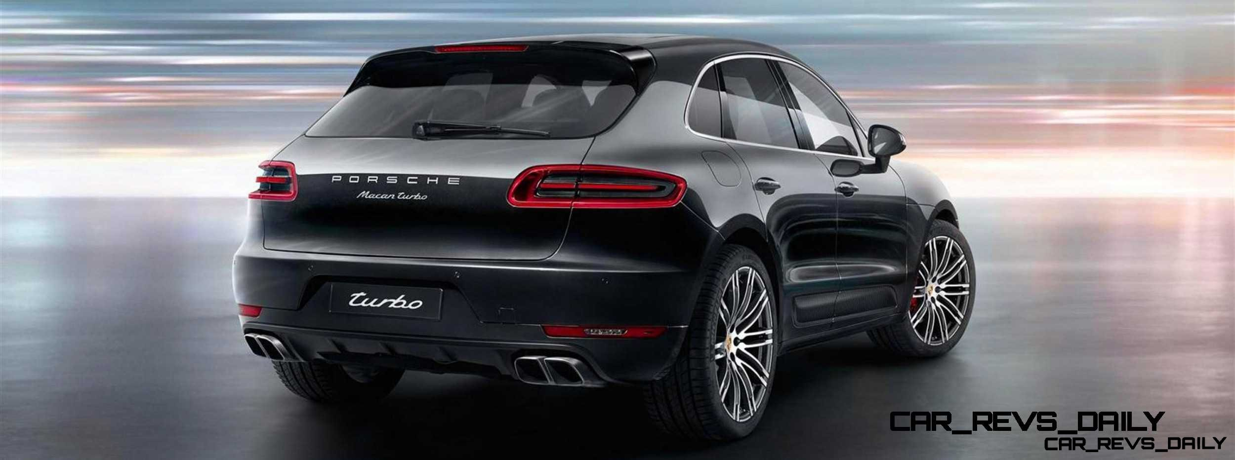 2015 Porsche Macan - Latest Images - CarRevsDaily.com 82