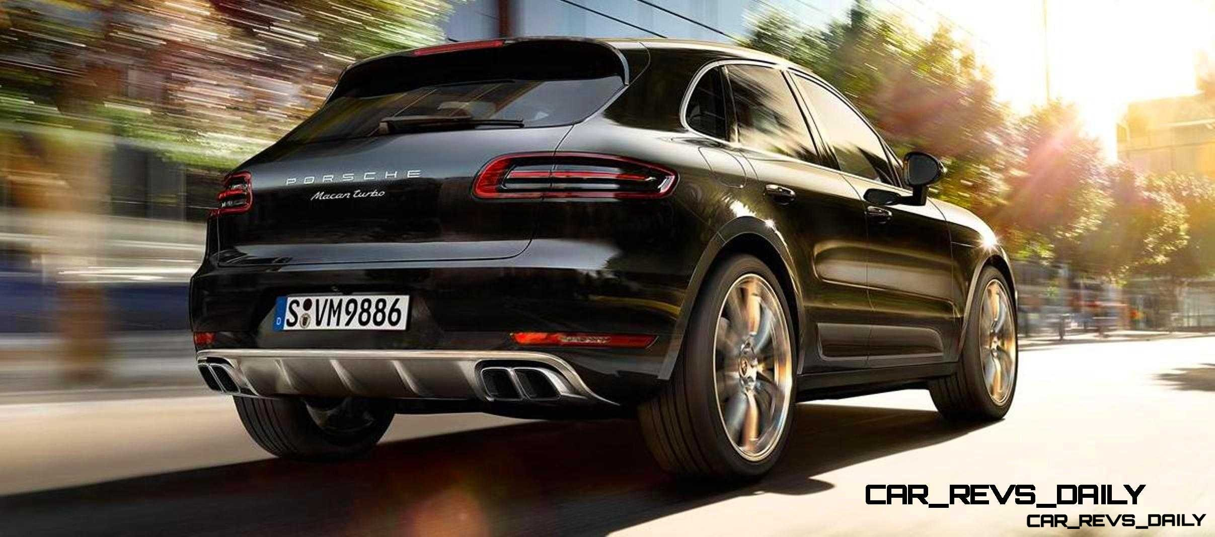 2015 Porsche Macan - Latest Images - CarRevsDaily.com 88