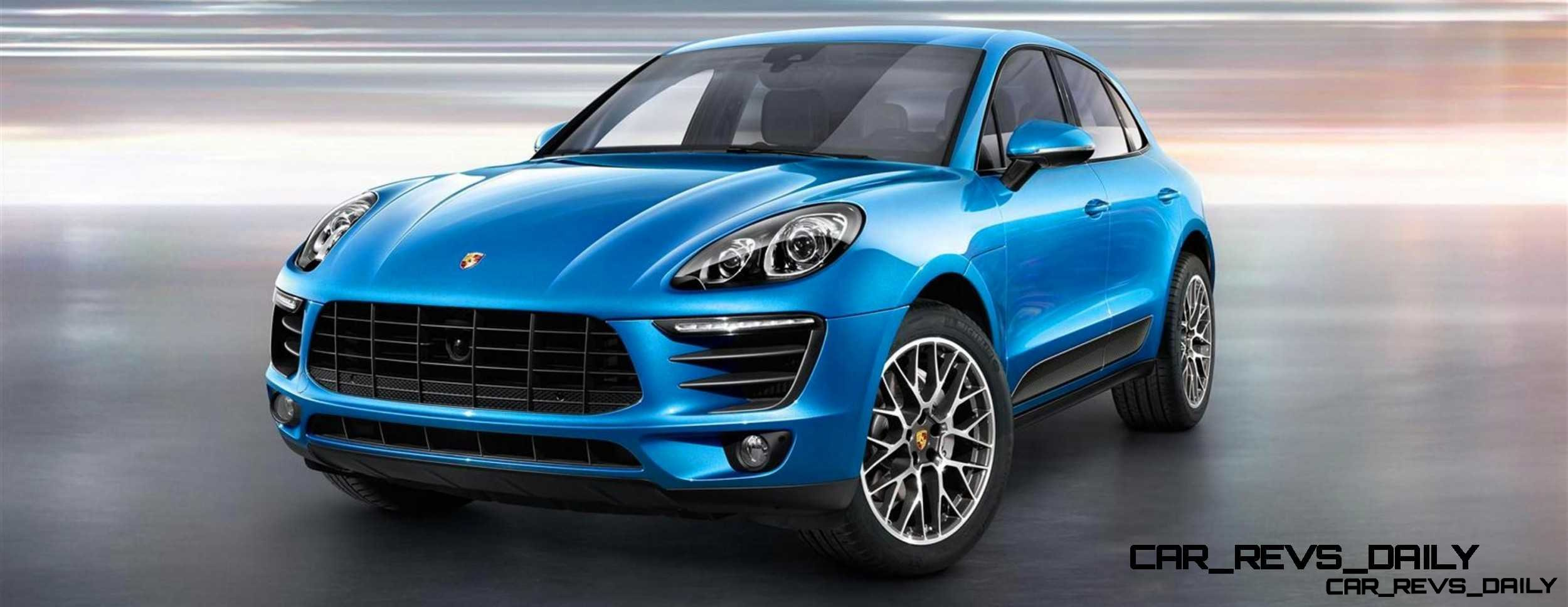 2015 Porsche Macan - Latest Images - CarRevsDaily.com 94