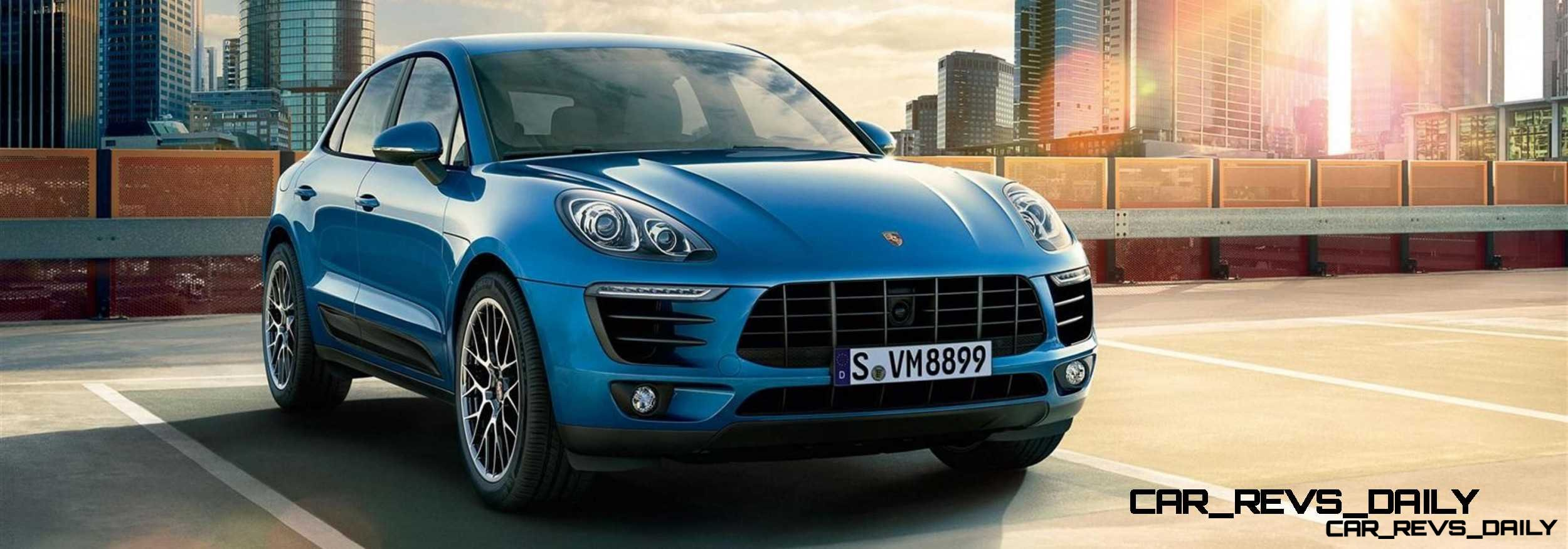 2015 Porsche Macan - Latest Images - CarRevsDaily.com 95