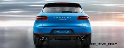 2015 Porsche Macan - Latest Images - CarRevsDaily