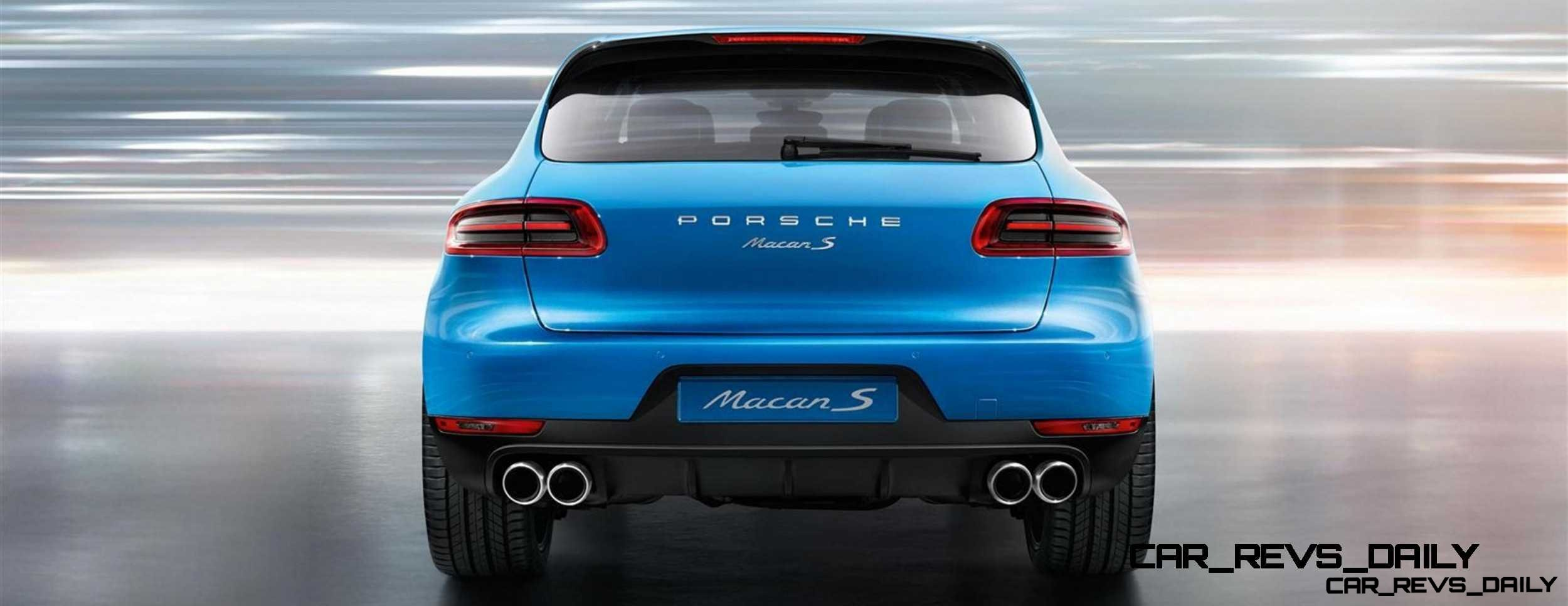 2015 Porsche Macan - Latest Images - CarRevsDaily.com 96