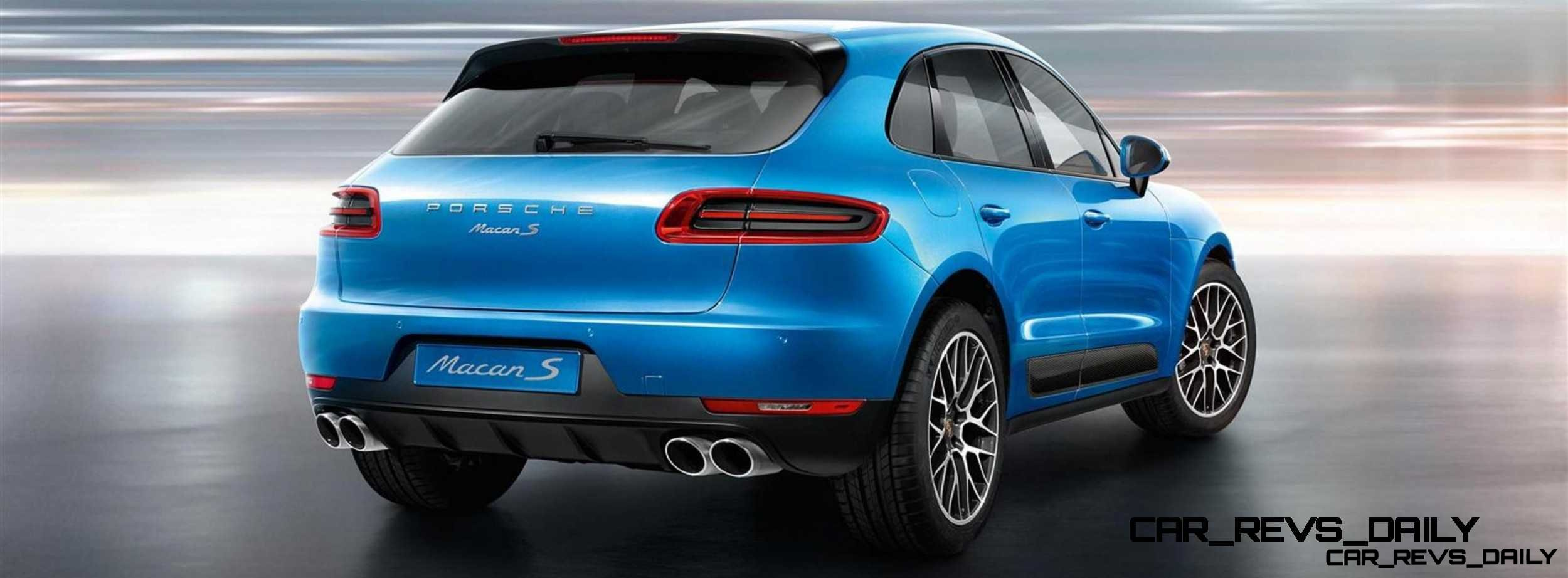 2015 Porsche Macan - Latest Images - CarRevsDaily.com 98