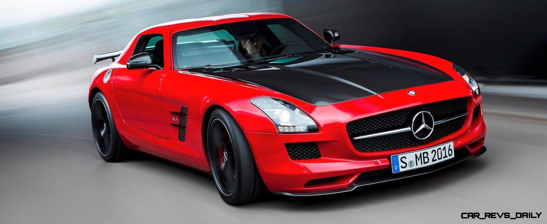 2015 SLS AMG GT FINAL EDITION