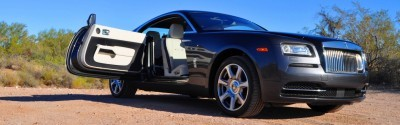 62 Huge Wallpapers 2014 Rolls-Royce Wraith AZ 11-744