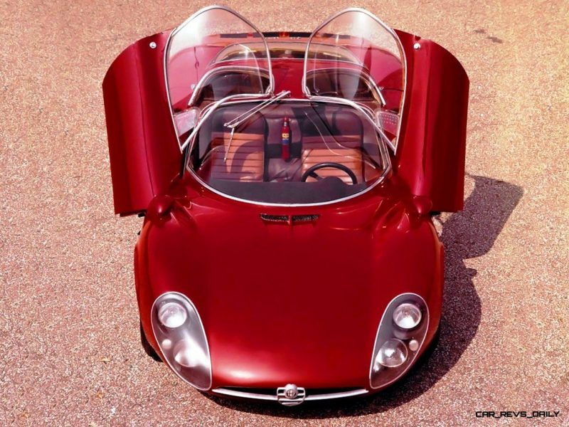 Alfa-Romeo-Tipo-33-Stradale-Prototipo-1967-4