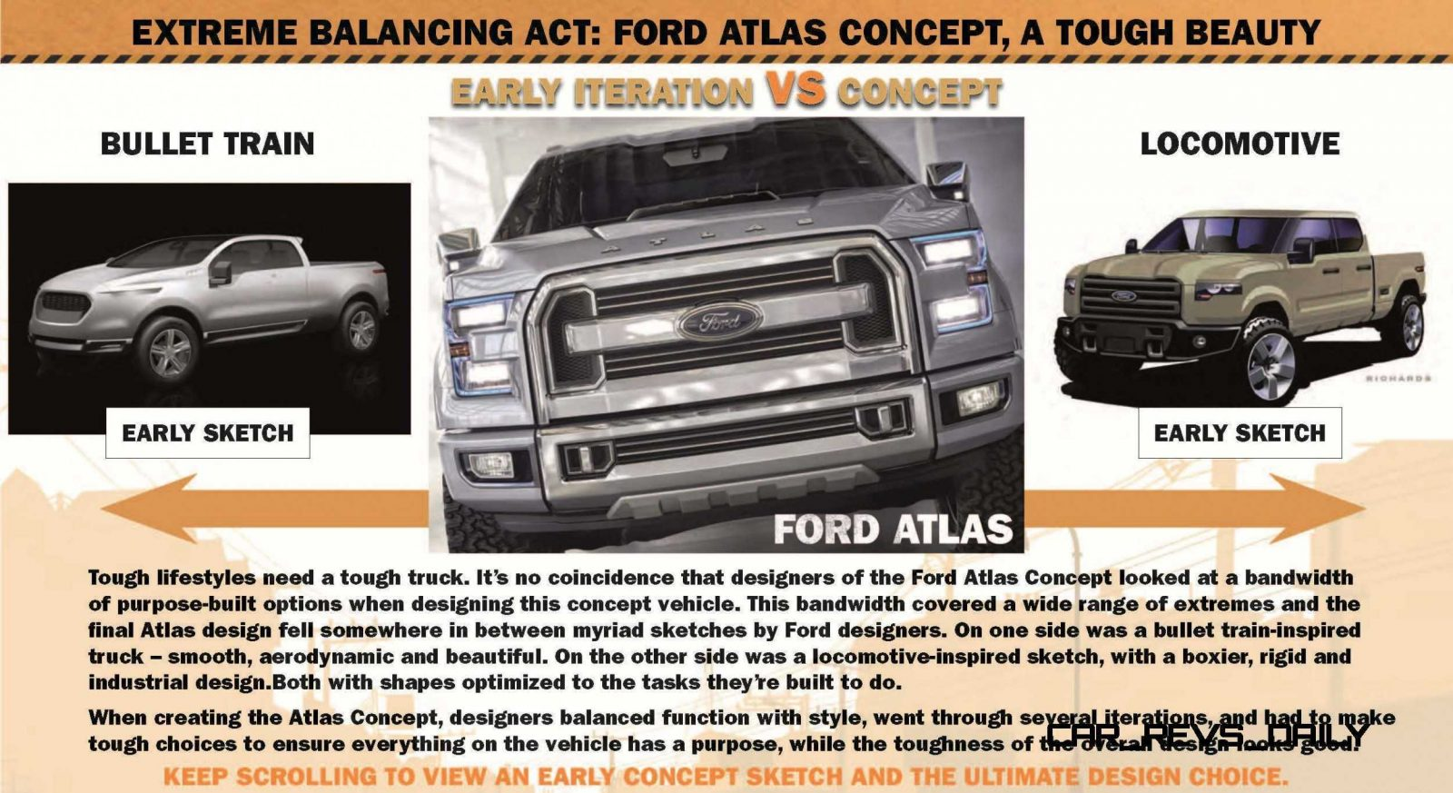 Ford Atlas Concept: Slide 1