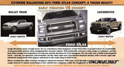 Ford Atlas Concept: Slide 1