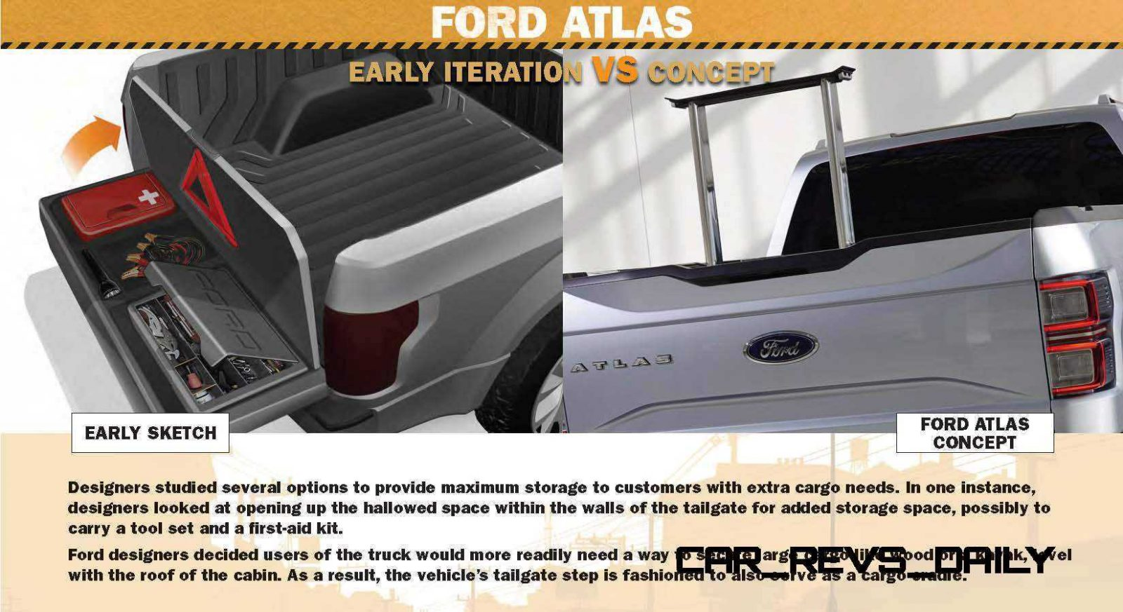 Ford Atlas Concept: Slide 3