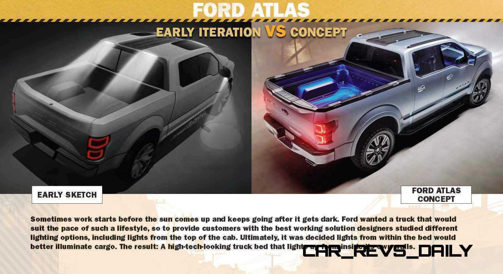 Ford Atlas Concept: Slide 5