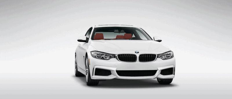 BMW 435i M Sport Animation Turntable