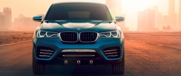 BMW X4 Teaser Shows LEDetails 10