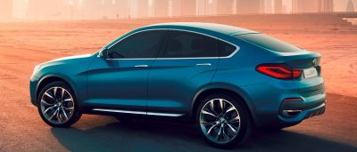 BMW X4 Teaser Shows LEDetails 11