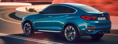 BMW X4 Teaser Shows LEDetails 14