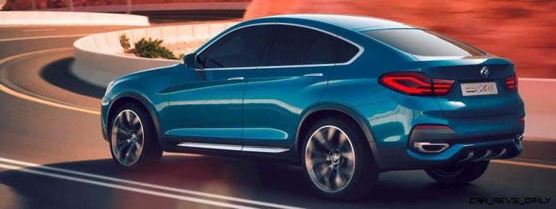 BMW X4 Teaser Shows LEDetails 14