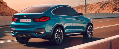 BMW X4 Teaser Shows LEDetails 15
