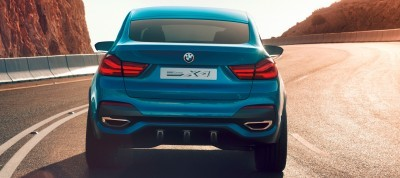 BMW X4 Teaser Shows LEDetails 17