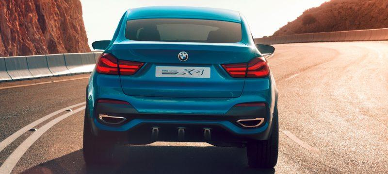 BMW X4 Teaser Shows LEDetails 17