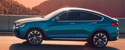 BMW X4 Teaser Shows LEDetails 18