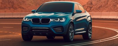 BMW X4 Teaser Shows LEDetails 19