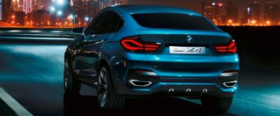 BMW X4 Teaser Shows LEDetails 20