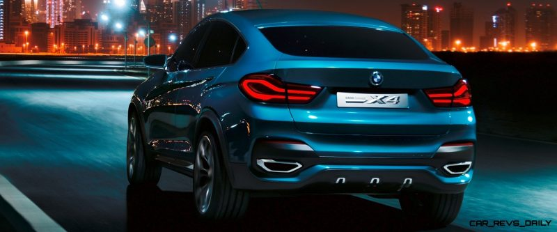 BMW X4 Teaser Shows LEDetails 20