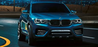 BMW X4 Teaser Shows LEDetails 21
