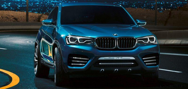 BMW X4 Teaser Shows LEDetails 21