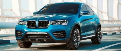 BMW X4 Teaser Shows LEDetails 22