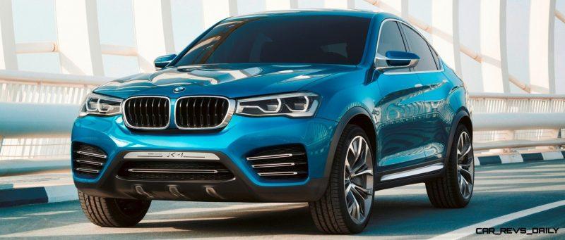 BMW X4 Teaser Shows LEDetails 22