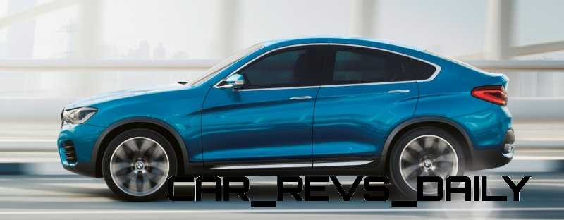 BMW X4 Teaser Shows LEDetails 23