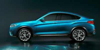 BMW X4 Teaser Shows LEDetails 7