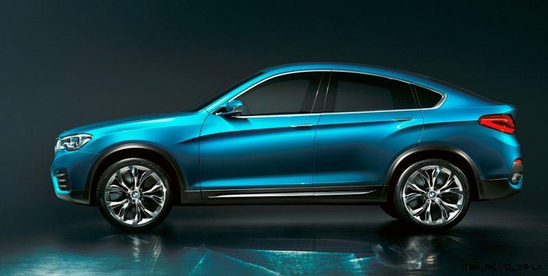 BMW X4 Teaser Shows LEDetails 7