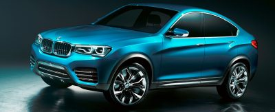 BMW X4 Teaser Shows LEDetails 8