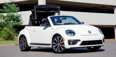 Beetle Convertible R-line 8