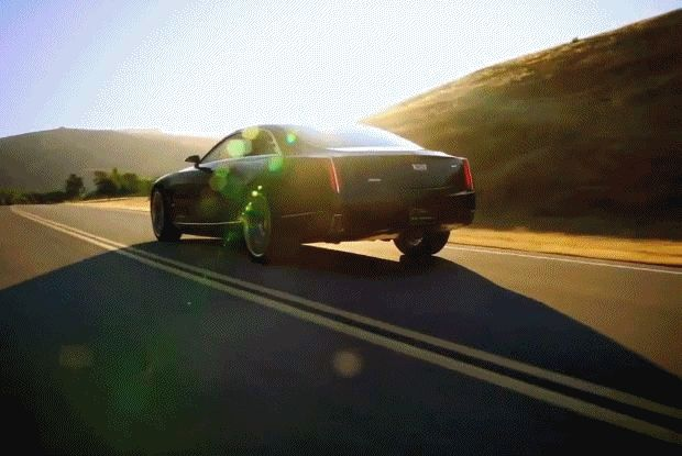 Best of Awards - 2013 Cadillac Elmiraj - Most Provocative GIF