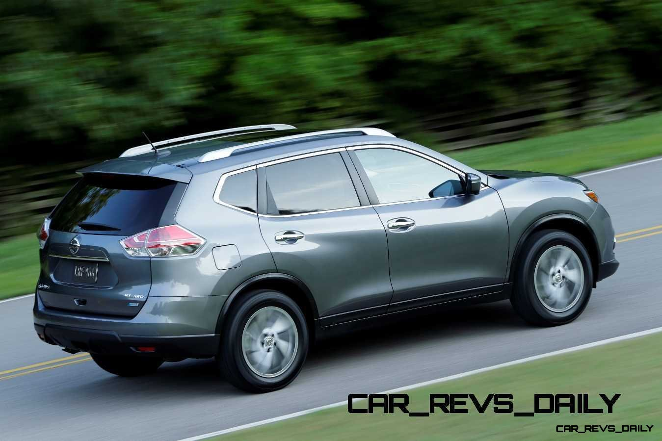 best of awards 2014 nissan rogue seats 7 looks cool gets there first car revs. Black Bedroom Furniture Sets. Home Design Ideas