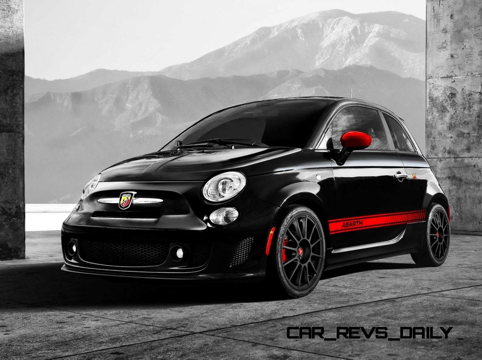 best of awards most playful sport compact fiat 500c abarth. Black Bedroom Furniture Sets. Home Design Ideas