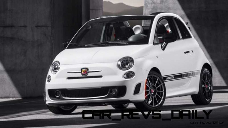 Best of Awards - Most Playful Sport Compact - Fiat 500C Abarth 4