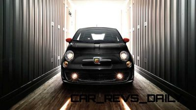 Best of Awards - Most Playful Sport Compact - Fiat 500C Abarth 8
