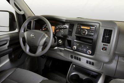2012 Nissan NV Standard Roof