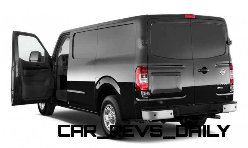 Best of Awards - Spy Van - Nissan NV2500 HD High Roof 17