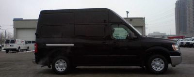 Best of Awards - Spy Van - Nissan NV2500 HD High Roof 24