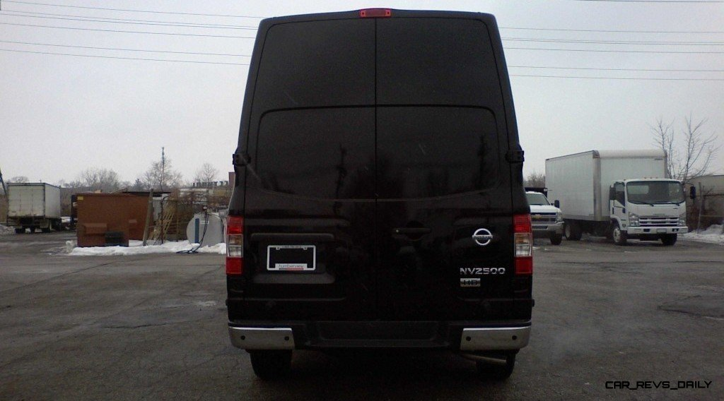 Best of Awards - Spy Van - Nissan NV2500 HD High Roof 26