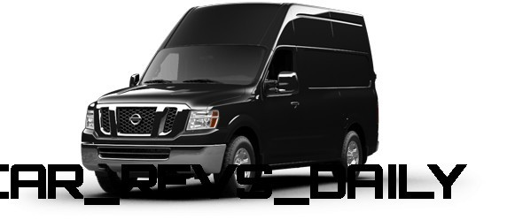 Best of Awards - Spy Van - Nissan NV2500 HD High Roof 27