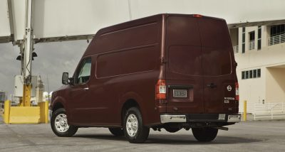 2012 Nissan NV High Roof