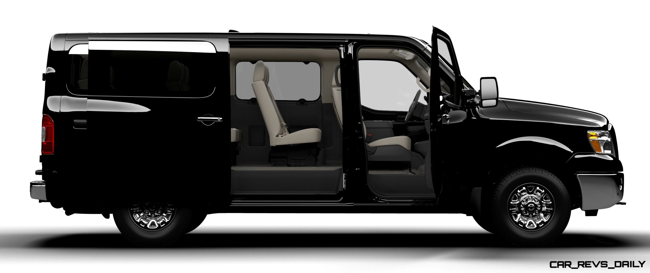 2012 nissan nv3500 hd passenger van. Black Bedroom Furniture Sets. Home Design Ideas