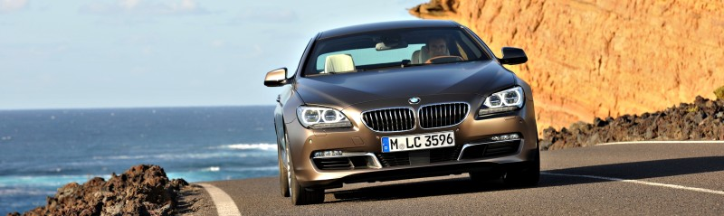 Bestof2013 Awards BMW 640i GranCoupe Coolest 4-Door 1