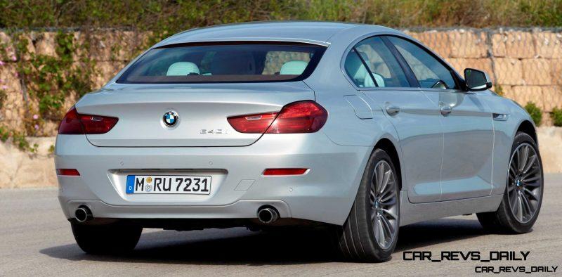 Bestof2013 Awards BMW 640i GranCoupe Coolest 4-Door 10