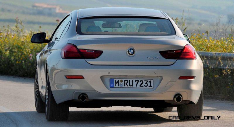 Bestof2013 Awards BMW 640i GranCoupe Coolest 4-Door 11